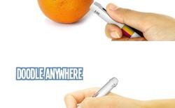 """Scribble Pen, bút vẽ """"thần kì""""có thể tái hiện được chính xác 16 triệu màu sắc"""