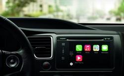 Apple giới thiệu CarPlay giúp tối ưu iPhone khi lái xe hơi