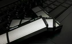 Toshiba giới thiệu USB dung lượng lưu trữ lớn, tốc độ sao chép cao