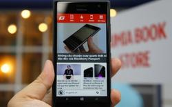 Lumia 730 chuyên cho tự sướng ra mắt tại Việt Nam với giá 4,99 triệu đồng