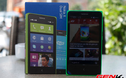 Nokia X nhận bản cập nhật đầu tiên với thay đổi nhỏ về giao diện