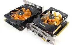 Zotac GTX 750 Ti 1 GB: Cắt giảm để tốt hơn