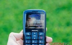 Dùng thử Philips X2566: Cho người cao tuổi nhưng chưa muốn già