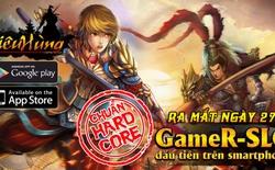 Kiêu Hùng – game online R-SLG đầu tiên ra mắt trên iOS và Android