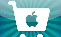 Apple tự tin chiếm lĩnh thị trường mobile shopping vào dịp nghỉ lễ cuối năm