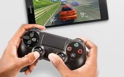 Sony sắp hỗ trợ tay cầm PS4 cho các thiết bị Xperia?