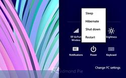 """Kích hoạt lại tính năng """"ngủ đông"""" trên Windows 8.1"""