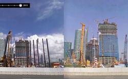 """Dịch vụ Google Street View có tính năng """"cỗ máy thời gian"""""""