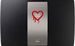 """Lỗ hổng bảo mật """"Trái tim rỉ máu"""" ảnh hưởng cả bộ phát WiFi"""