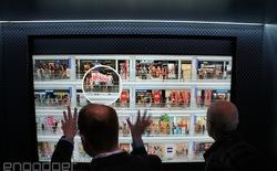 [CES 2014] Samsung chơi trội với chiếc TV 98 inch độ phân giải 8K