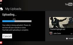 Microsoft sẽ cho phép chia sẻ clip từ Xbox One lên YouTube