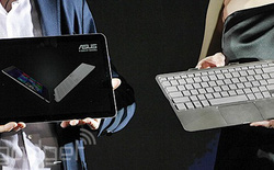 Asus ra mắt laptop lai T300 Chi màn hình siêu nét và thiết kế mỏng