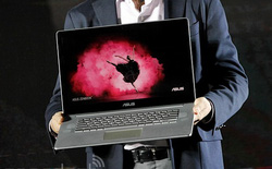 Asus ra mắt Zenbook NX500: Laptop mỏng nhẹ, màn hình 4K siêu nét