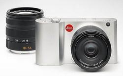 Máy ảnh không gương lật Leica T ra mắt: Nhôm nguyên khối, 16,2 MP, lắp ráp bằng tay, giá từ 1800 USD