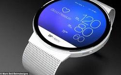 Đồng hồ Apple iWatch sẽ dùng mặt tròn và sạc không dây?