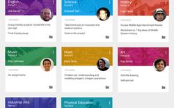 Google giới thiệu Classroom giúp giáo viên đơn giản hóa công việc của họ