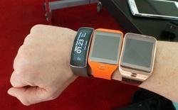 Samsung tiết lộ về smartwatch chạy Android Wear và điện thoại Tizen