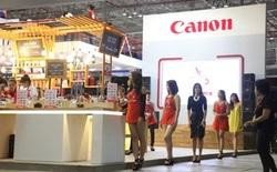 """Canon """"trình làng"""" các sản phẩm công nghệ mới nhất theo phong cách """"Canon café"""""""