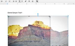 Google Docs cho phép biên tập ảnh nhanh ngay trong tài liệu