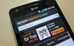 Amazon Appstore lôi kéo người dùng Android bằng quà tặng trị giá 100 USD