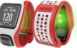 Đồng hồ thể thao tích hợp GPS và cảm biến nhịp tim của TomTom