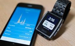 Những cách biến đồng hồ Pebble thành thiết bị theo dõi sức khỏe