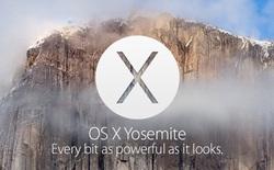 Những điều cần biết về hệ điều hành OS X 10.10 Yosemite