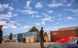 Bong bóng phát internet Project Loon của Google bay vòng quanh thế giới trong kỉ lục hơn 20 ngày
