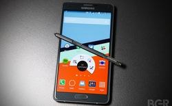 """Vượt mặt iPhone 6 Plus, Samsung chiếm """"ngôi vương"""" phablet tại Bắc Mỹ"""