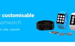 """Smartwatch """"xếp hình"""" sẽ xuất hiện vào năm 2015?"""