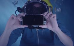 Cùng xem màn mở hộp Sony Xperia Z3 ở dưới nước