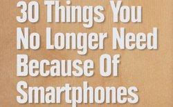 [Video] 30 vật dụng quen thuộc được tích hợp trong smartphone của bạn