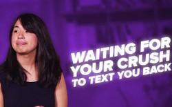 [Video] Đợi chờ tin nhắn phản hồi... Khoảnh khắc ấy...