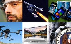 Cùng nhìn lại những dấu mốc chói lòa của làng công nghệ năm 2014