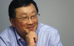 CEO BlackBerry chê Samsung chỉ biết nói hay
