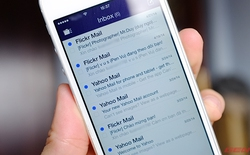 """Yahoo Mail trên iOS """"thay áo"""" mới: Giao diện phẳng, hỗ trợ đọc tin tức"""