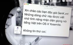 Hướng dẫn kích hoạt nhận diện giọng nói tiếng Việt trên OS X Yosemite