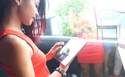 Hình ảnh buổi offline trải nghiệm sớm Samsung Galaxy Tab S tại Hà Nội