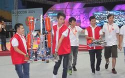 Việt Nam vô địch Robocon Châu Á - Thái Bình Dương 2014
