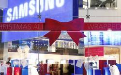 Vui Noel cùng ý tưởng về chiếc Galaxy S6 Christmas Edition