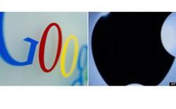 """Google vượt Apple thành thương hiệu """"đắt giá"""" nhất thế giới"""
