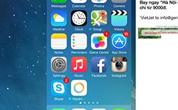 iOS 8: Tắt tính năng hiển thị lịch sử cuộc gọi trong giao diện đa nhiệm iPhone