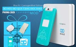 OPPO N1 phiên bản CyanogenMod chính thức bán tại Việt Nam