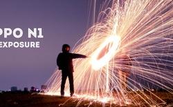 Trào lưu chụp ảnh phơi sáng đầy ấn tượng và nghệ thuật với steel wool