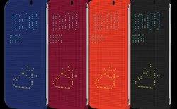 Sở hữu trọn bộ HTC One (M8) và ốp bảo vệ Dot View ấn tượng
