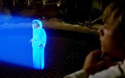 """Hướng phát triển liên lạc mới trên smartphone theo phong cách """"Star War"""""""