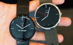Google Android Wear: cuộc đua mới dành cho các thiết bị đeo