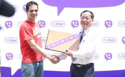 CEO Viber Talmon Marco thăm và trao tặng quà cho Trung tâm nhân đạo Quận 3