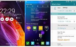 ZenUI, điểm cộng đáng ghi nhận của ZenFone