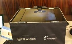 Intel giới thiệu giải pháp màn hình 3D như phim viễn tưởng